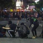 Brazilians protest, strike over pension changes