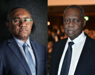 MOMENT OF TRUTH: Caf goes to poll with Hayatou's reign under serious threat by Madagascar's Ahmed