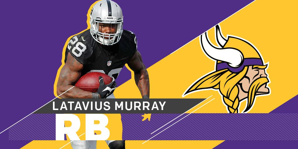 .@LataviusM has signed with the @Vikings: https://t.co/0Z893wXvls https://t.co/fef486RTP7