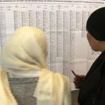 Muslim voters flock to polls for the Dutch election