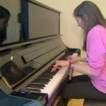 Music graduate with cerebral palsy prepares for Sage show