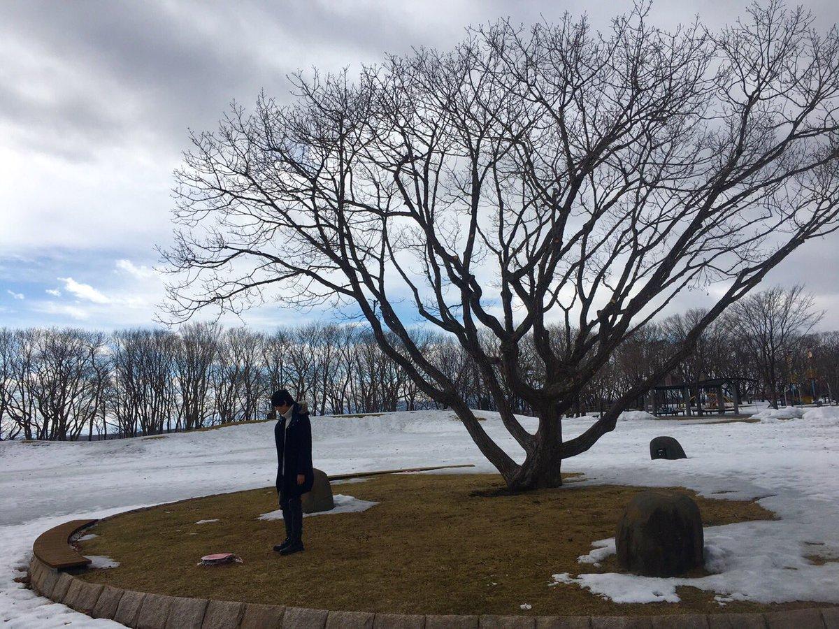 Netflix『僕だけがいない街』で主演の藤沼悟を演じます。先日、北海道 苫小牧のロケ地見学に行ってきました。