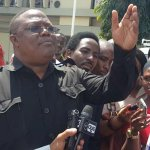 Lissu arrested in Dodoma