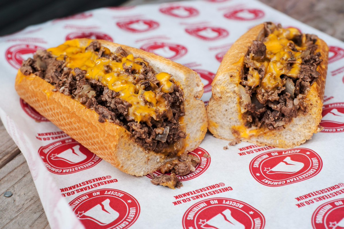 Liberty Cheesesteak Company Best Sandwiches In East London