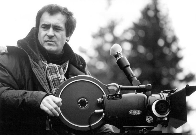 Happy 77th birthday writer/director Bernardo Bertolucci