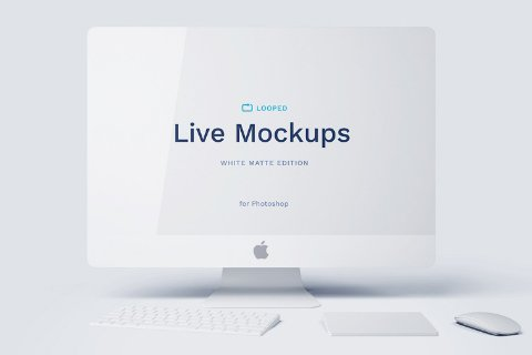8 Free Apple Devices Mockups Freebies FreeResources FreeDownload
