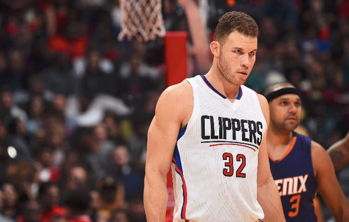 HAPPY 28th BIRTHDAY TO BLAKE GRIFFIN!