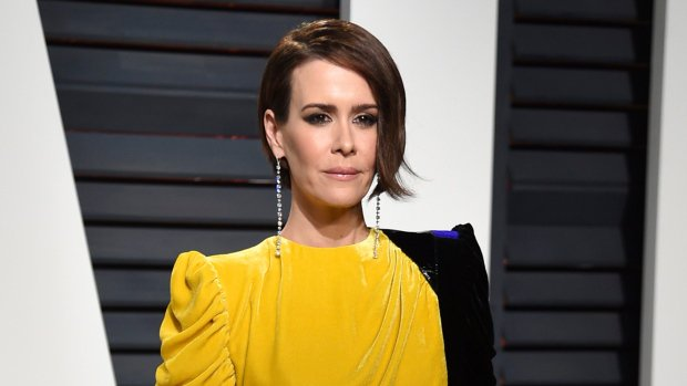 How Hollywood's top stylist got Sarah Paulson out of sweats
