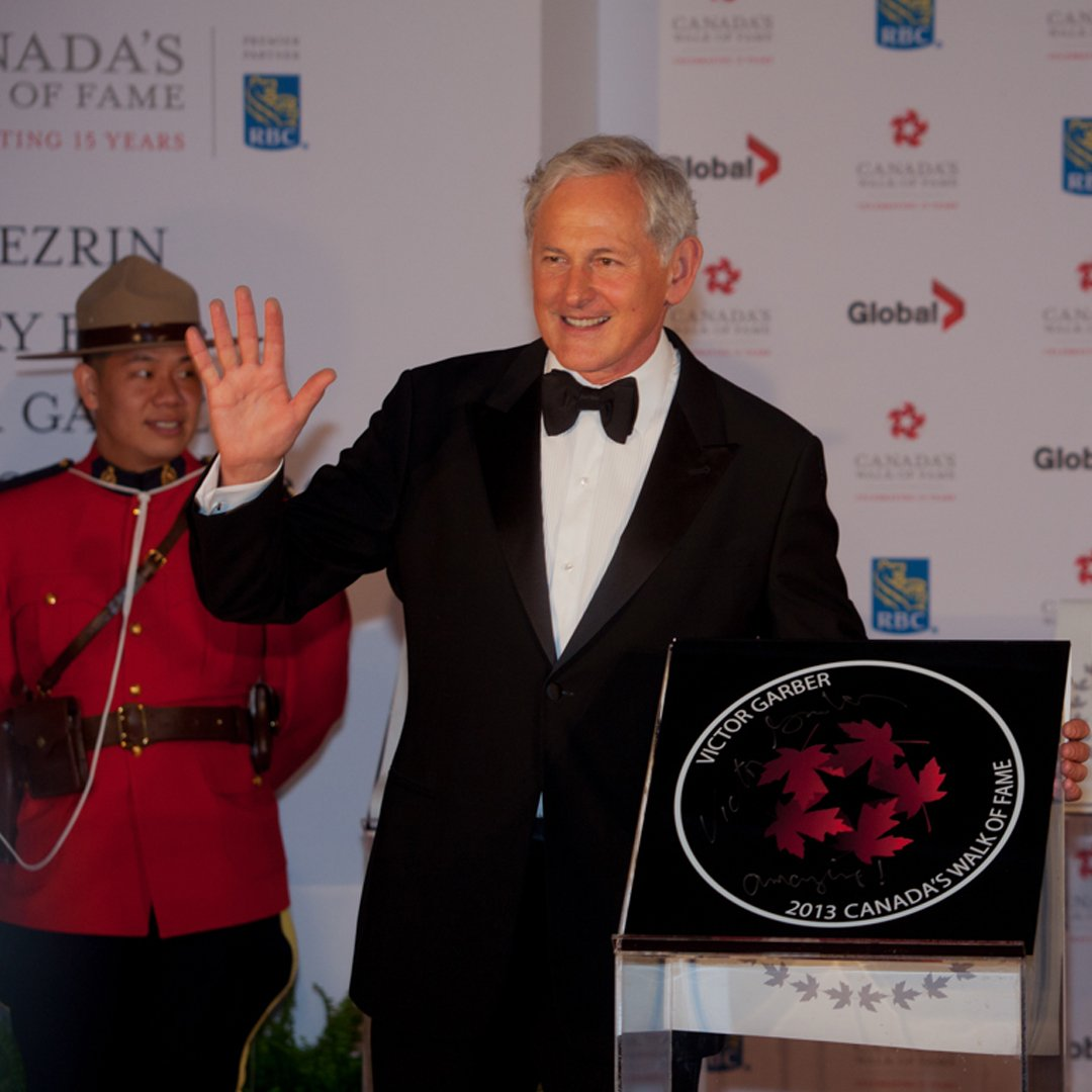 Join us in wishing 2013 Canada\s Walk of Fame Inductee Victor Garber a very happy birthday!