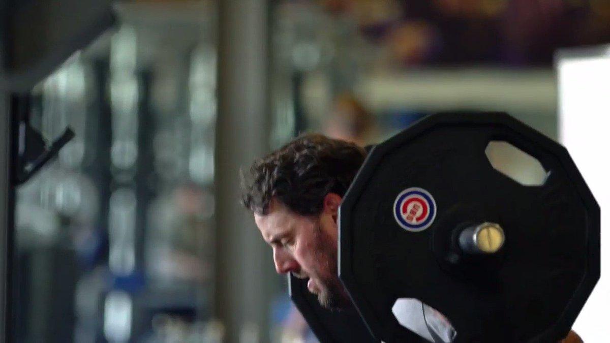 RT @Cubs: Training like it's been 109 years. #ThatsCub https://t.co/XE4VDKGngx