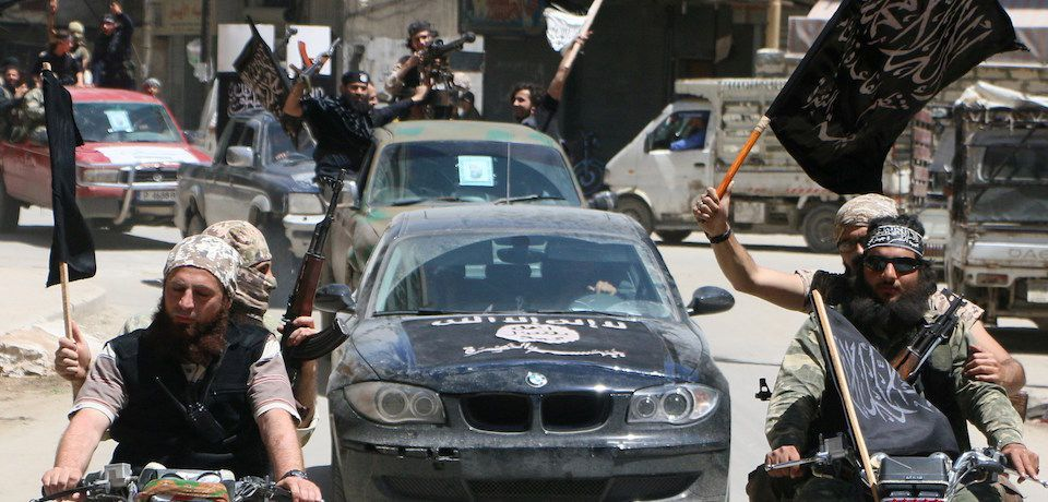 Al Qaeda is swallowing the Syrian opposition, writes @Charles_Lister