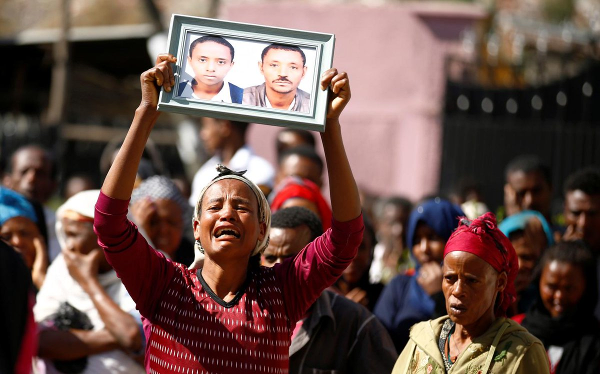 The death toll in Ethiopia's dump landslide has more than doubled since Saturday