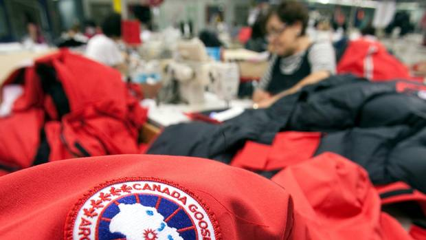 Canada Goose shares jump 40% in stock market debut from @GlobeBusiness