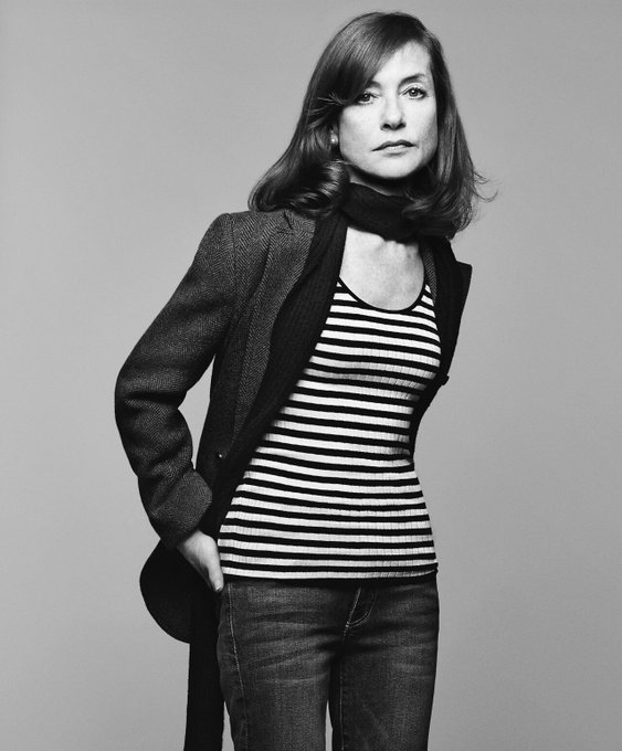 Happy birthday to the French queen, Isabelle Huppert! (or as my great friend would call her, ISABELLEGEND)
