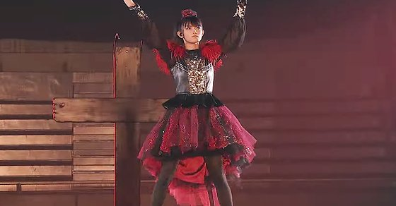 "Watch @Babymetal_Japan's ""Live at Tokyo Dome"" concert DVD trailer; https;//t.co/WkpVaqJ..."