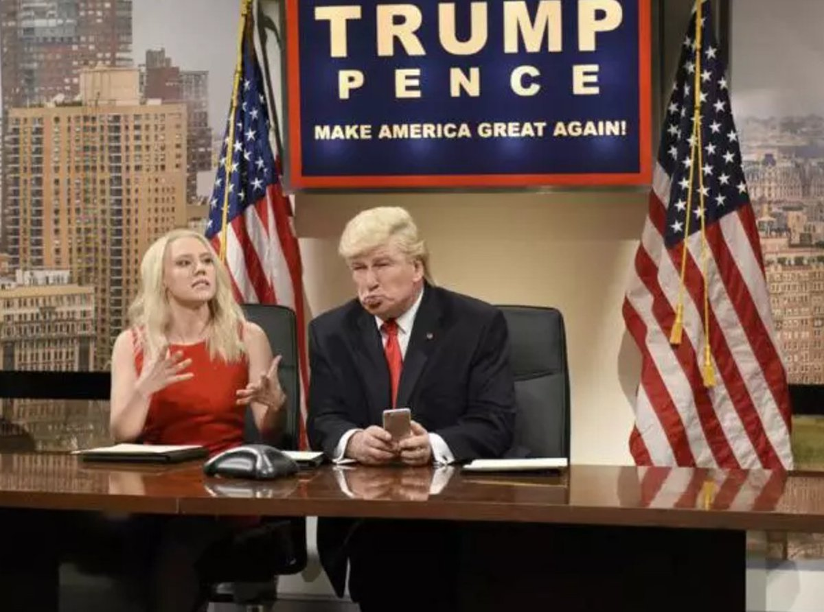 Has Saturday Night Live 'become what it was always trying to make fun of'? via @nparts