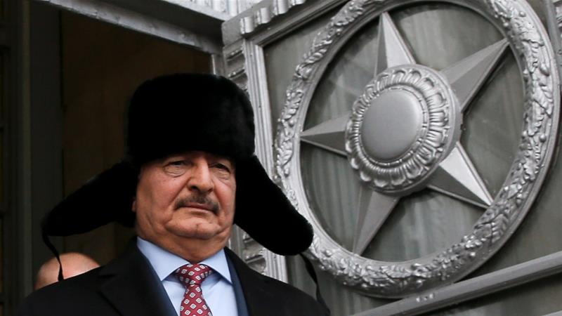 Can Russia resolve the conflict in Libya?