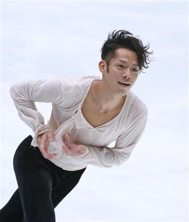 Happy Birthday to the wonderful skater, Daisuke Takahashi!