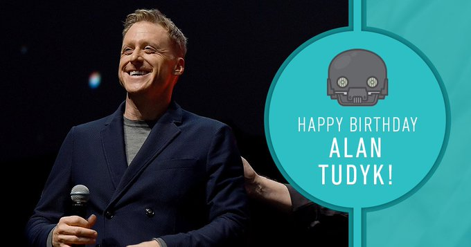 >> Happy Birthday, Alan Tudyk!