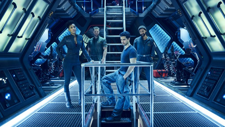 TheExpanse Renewed for Season 3 at Syfy