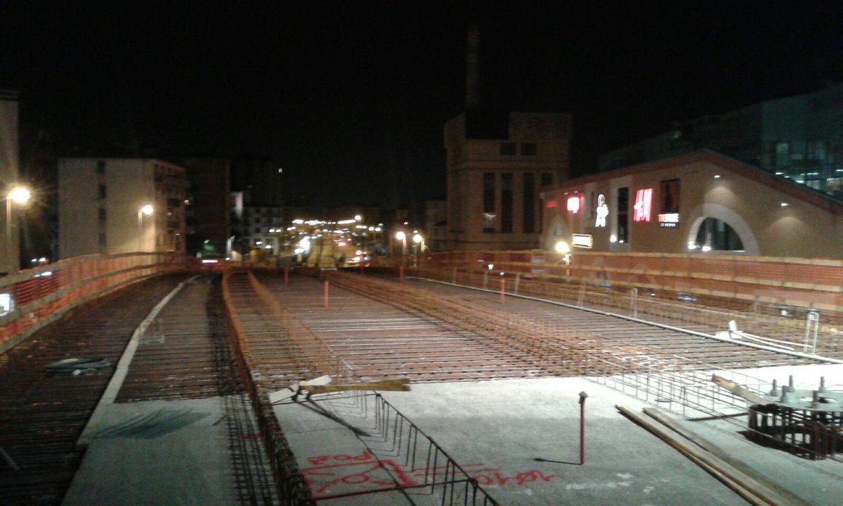 """RT @Ste_Giorgetti: Iniziati i getti su Viadotto San Donato @comunefi #tramviaFi #linea2 #avanticosì https://t.co/ACMR7nNrX3<a target=""""_blank"""" href=""""https://t.co/ACMR7nNrX3""""><br><b>Vai a Twitter<b></a>"""