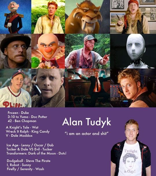 Happy birthday Alan Tudyk!