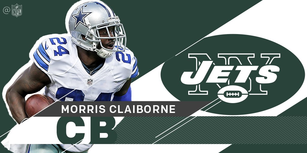 .@nyjets expected to sign @MoClaiborne: https://t.co/ESv2ol8lgj (via @RapSheet) https://t.co/xN9wvP4Jy9