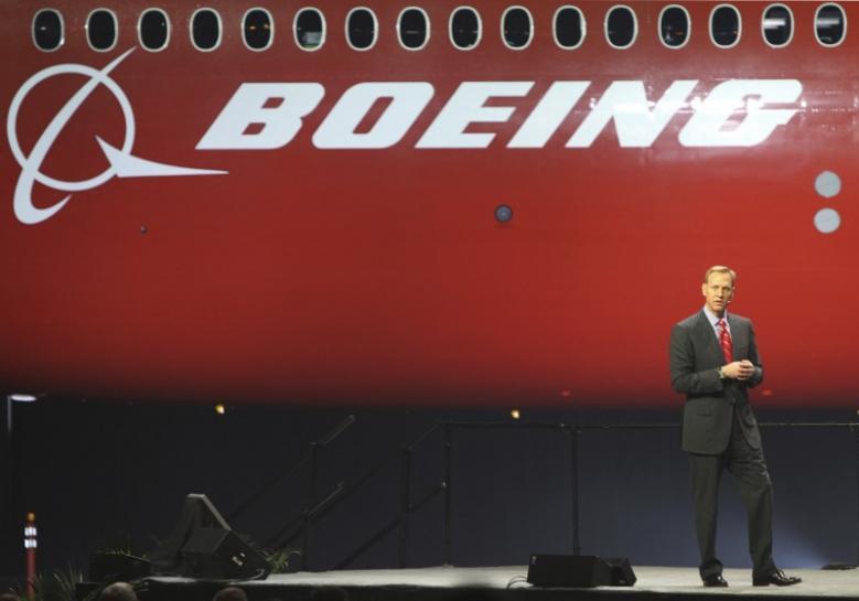 Trump picks Boeing executive Shanahan to become Pentagon's No.2