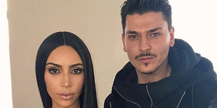 Kim Kardashian's makeup artist shares his must-have products