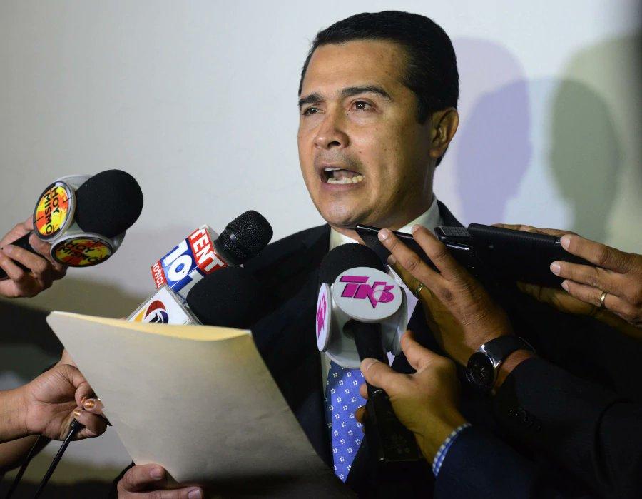 Honduras cartel boss says he bribed president's brother