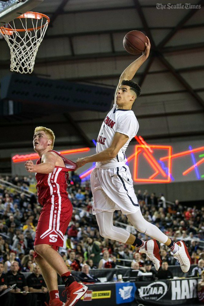 test Twitter Media - One perfect season in Seattle earns Michael Porter Jr. the Seattle Times' player of year (includes all-state team).  https://t.co/6ZtcvPdo3F https://t.co/yOTMEuBRPR