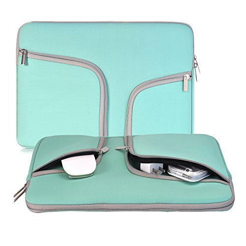 #free #win #style #laptops #giveaway #deals Laptop Chromebook Sleeve Case 14-15.4 inch,Egiant Waterproof Zipper Neoprene Handbag Carrying Messegner Bag Cases for Laptops Notebook Macbook Pro 15,14 inch Acer Dell HP Lenovo Chromebook(Turquoise) #rt