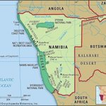 Namibia lodges colonial-era claim against Germany in NY court