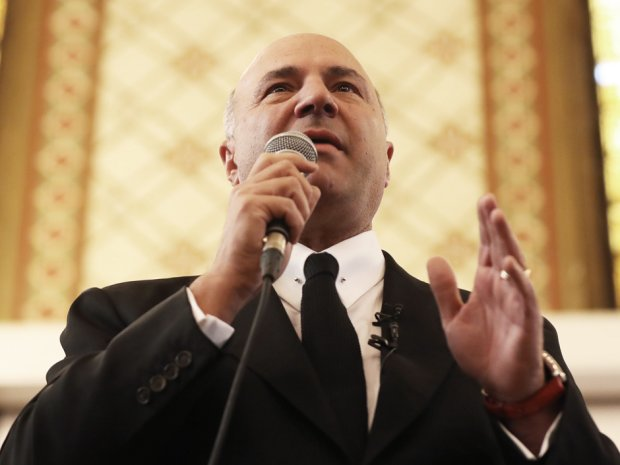 Kevin O'Leary alleges 'fraud' and 'widespread vote rigging' in Conservative leadership race