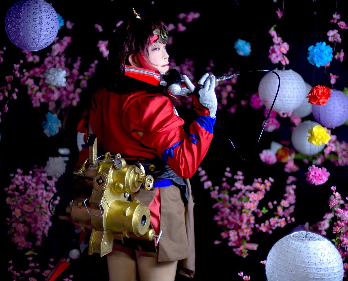 今日はコローレさんで無名ちゃんコスしてきました速報(o・ω・o)甲鉄城のカバネリ / 無名撮影:スタッフさん#スタジオコ