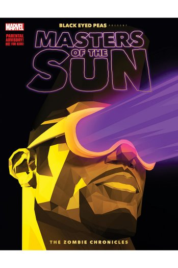 Marvel and Black Eyed Peas team up for 'Masters of The Sun' graphic novel