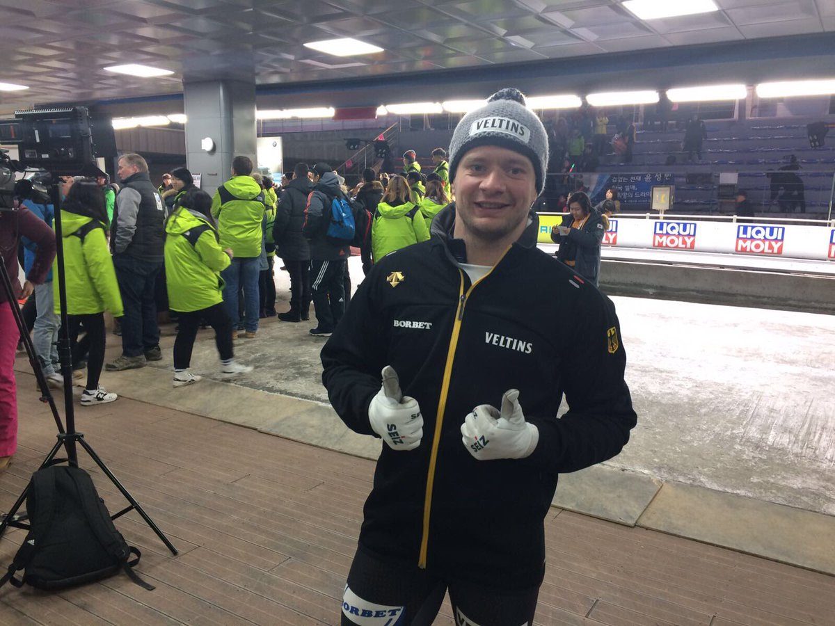 Alexander Gassner Sechster beim Weltcupfinale der Skeletonis in Korea #BSDteam https://t.co/UQPzqvyF5f