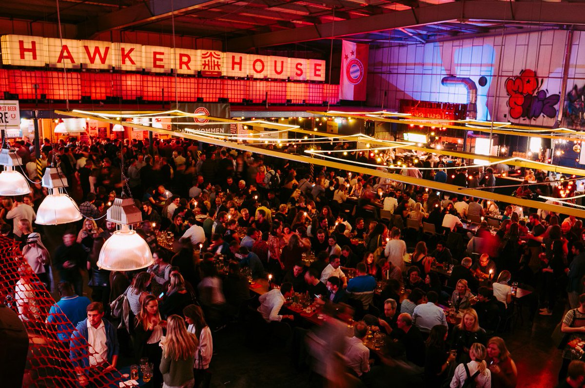 Street Feast Hawker House London's Food Markets