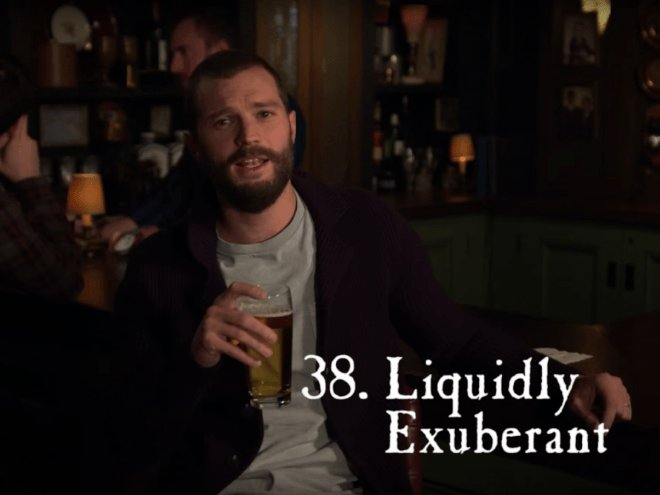 Here are 41 Irish terms for being drunk, courtesy of Jamie Dornan:
