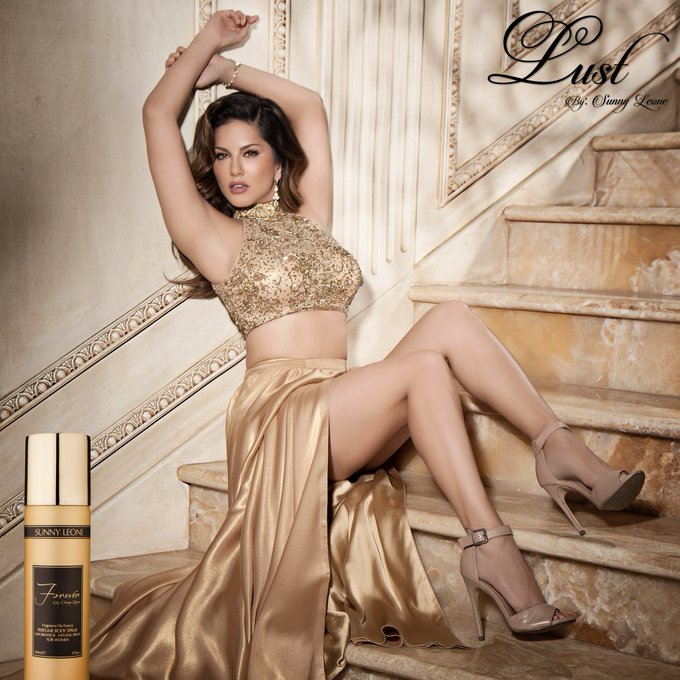 The fragrance dreams are made of!! Forever by Sunny Leone . Get it on FLIPKART https://t.co/ZbmHZmfoN4
