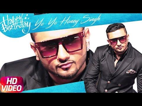 Happy Birthday Yo Yo Honey Singh From Speed Records -