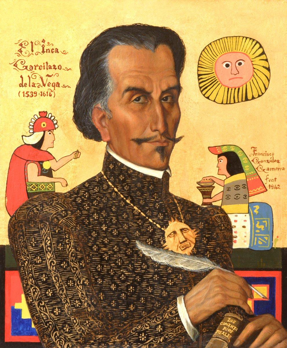 test Twitter Media - El Inca Garcilaso nos habla sobre el Perú anterior a Pizarro en sus Comentarios reales https://t.co/sG2yRpgk2c https://t.co/rrkLAkt52A