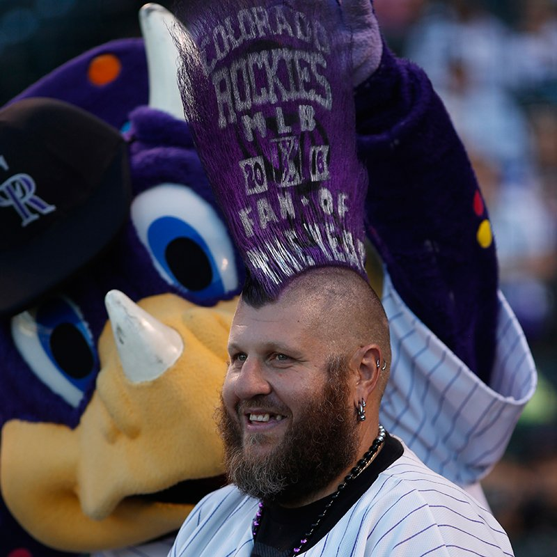 .@Rockies mohawk guy is so big – he's winning on @TODAYshow. https://t.co/YyMWaWLbmi https://t.co/aI9QBhOl71