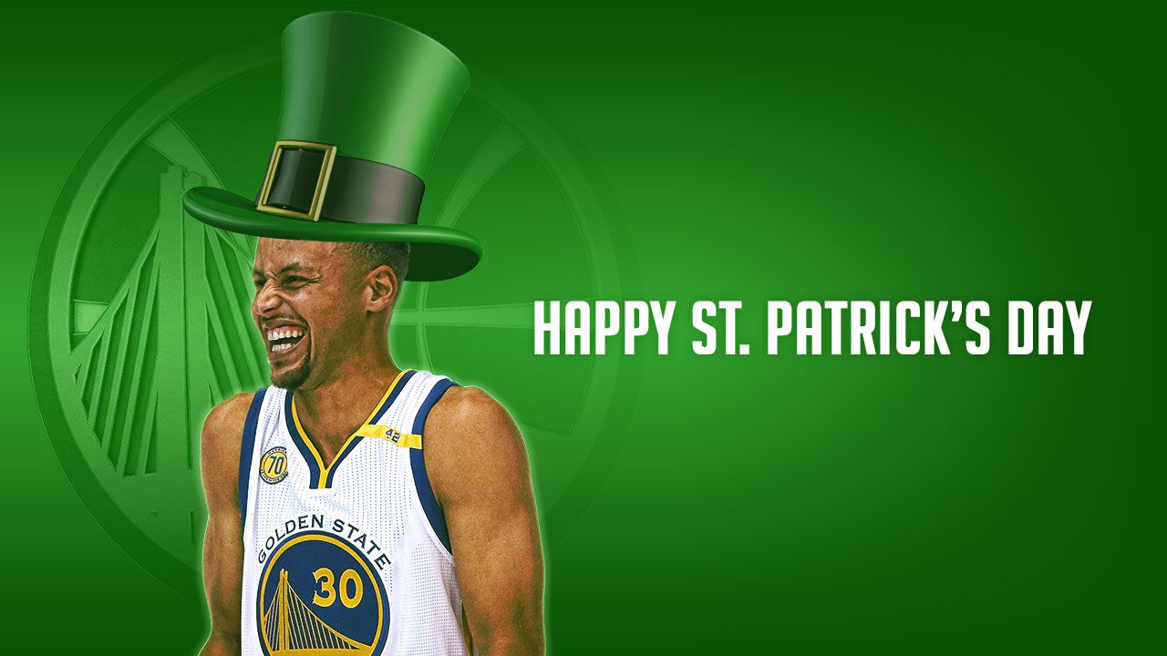 Happy St. Patrick's Day, #DubNation  ☘ https://t.co/QDgrH00YXg