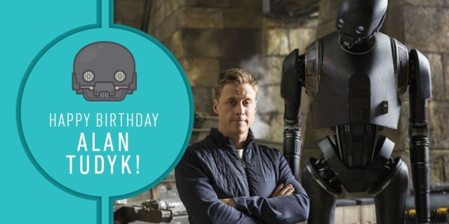 Happy Birthday to Mr. Alan Tudyk!