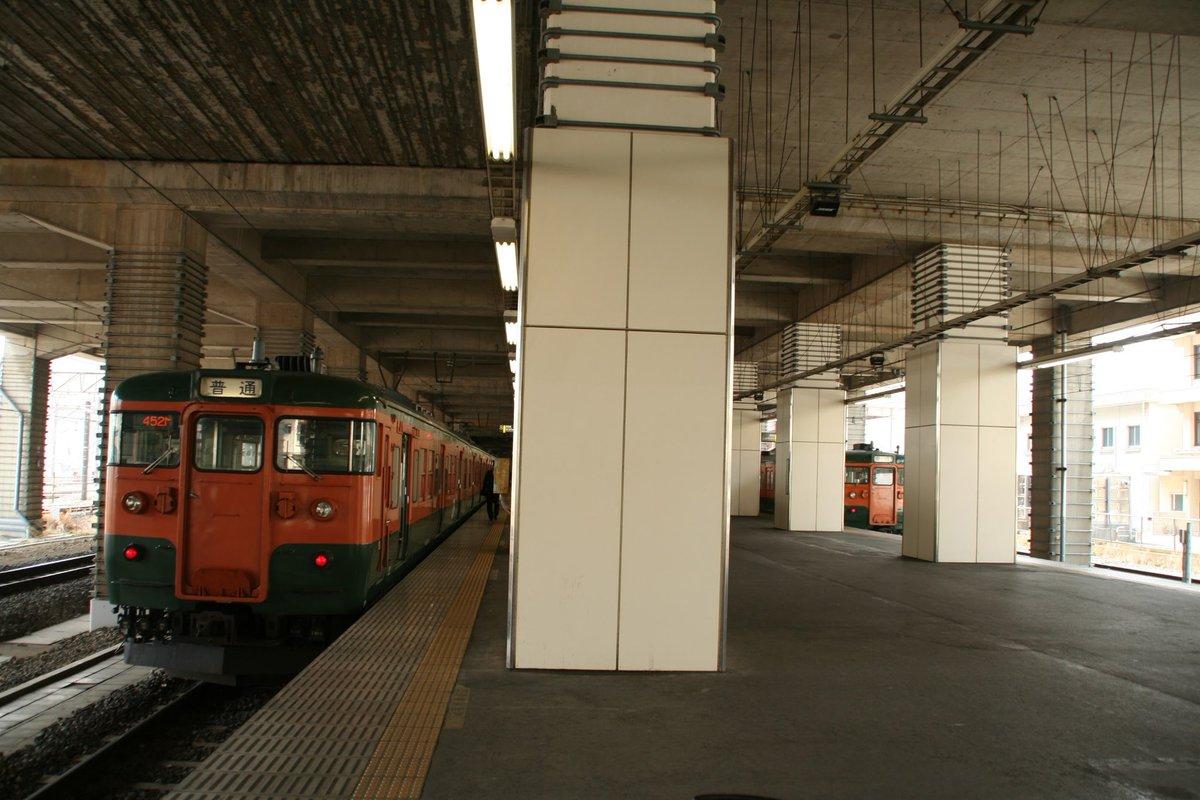 さぁ、アニ鉄クラスタ、秒速五センチメートル効果で両毛線に聖地巡礼だ!かぼちゃ電車は近いうちに無くなるぞ!巡礼するなら、今