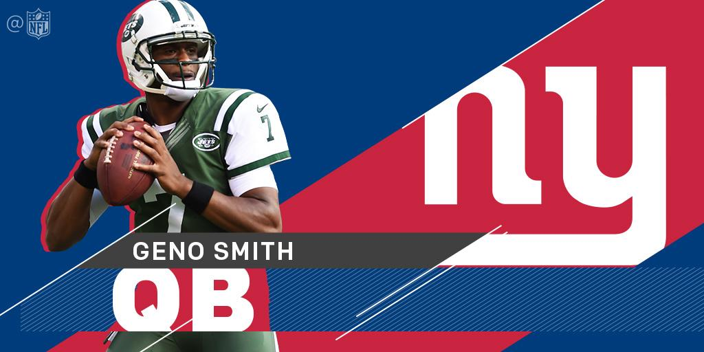 .@GenoSmith7 plans to swap locker rooms at MetLife Stadium: https://t.co/B8chIQgIoK (via @RapSheet) https://t.co/s6U50iyOTv