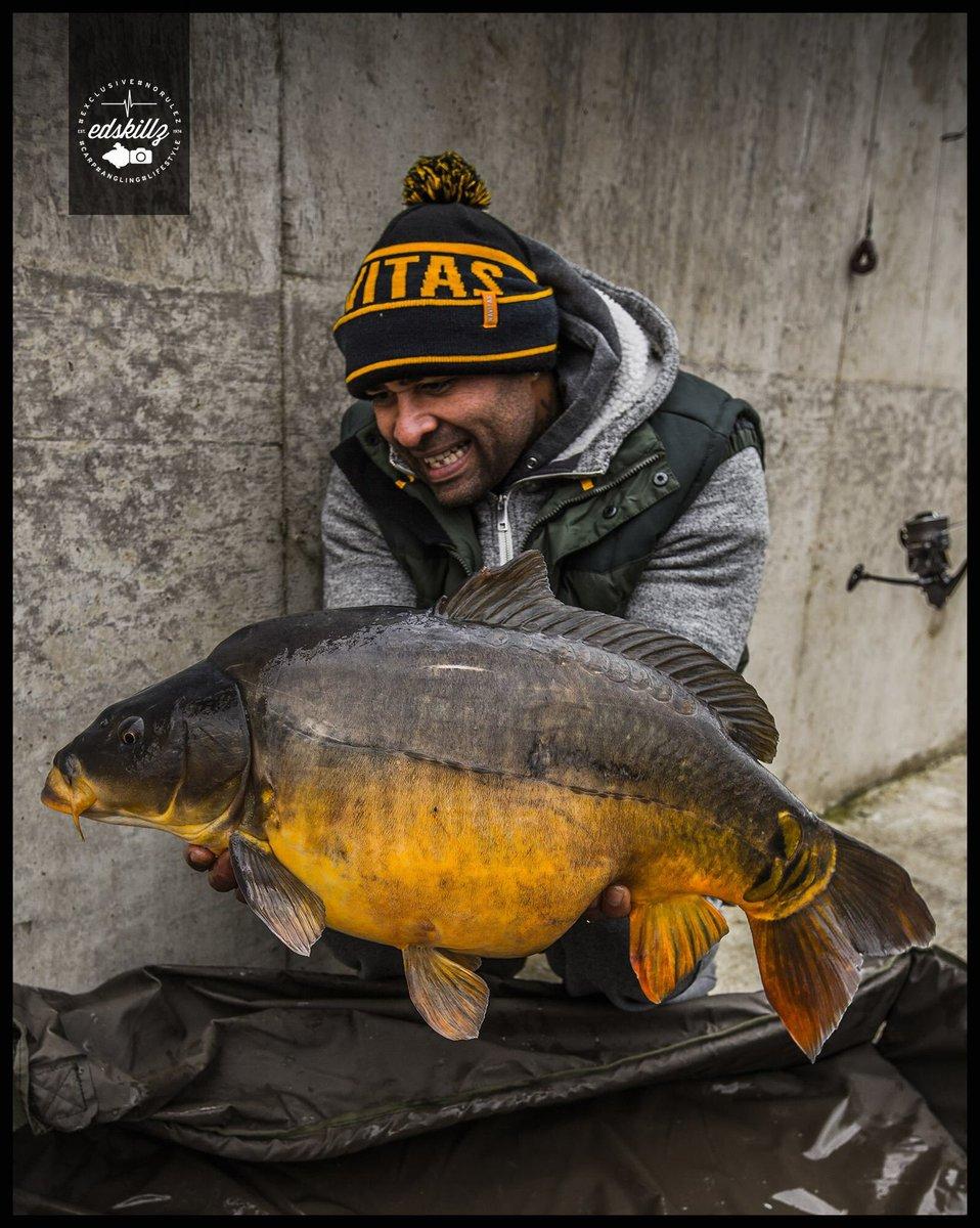 Happy days! #carp #carpfishing #fishing #angling #mylife #karper #goodtimes #nosun #cold #lifestyle