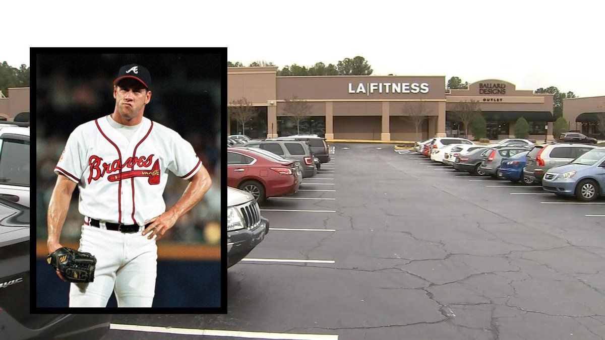 Thieves Target Former Braves Star Loaded Gun Among Items Stolen