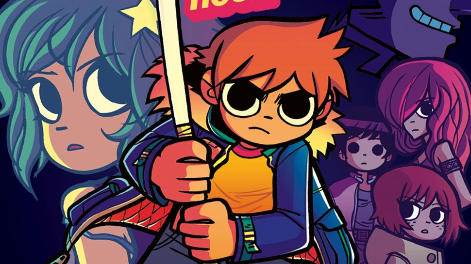#ScottPilgrim returns in a new card game this summer! https://t.co/diFBclKKQV https://t.co/qGH9bSGZWz